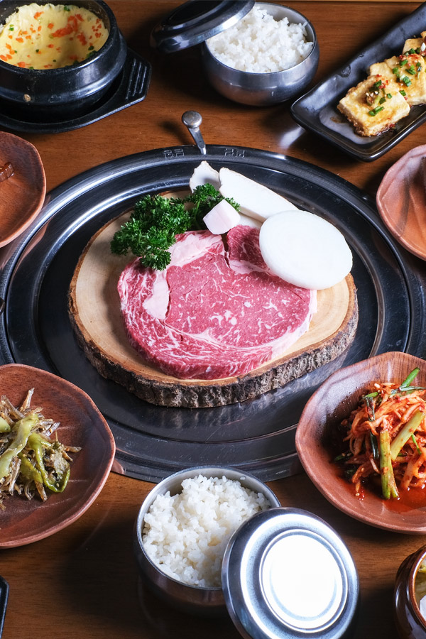 Korean BBQ & Hot Pot